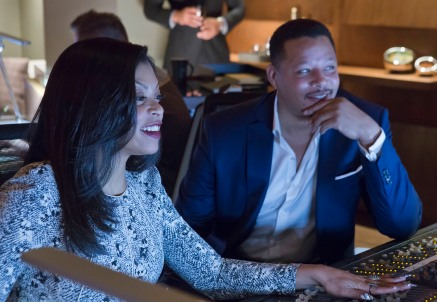 Terrance Howard & Taraji P. Henson as Cookie & Lucious Lyons Photo Courtesy of FOX