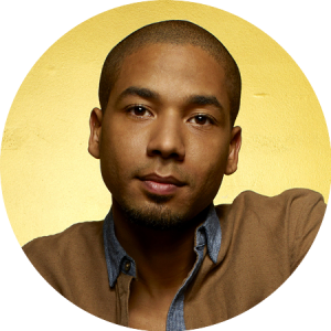 "Jussie Smollet ~ ""Jamal Lyons"" Photo Courtesy of Google"