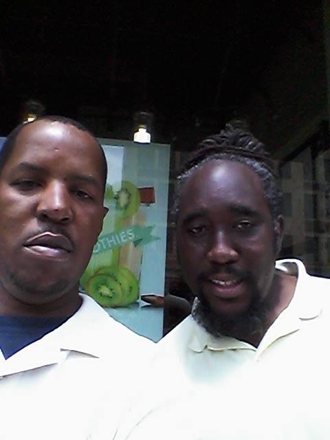 F. Kenneth w/Reggae Recording Artist, Mario Pascal - St. Louis, MO 2015