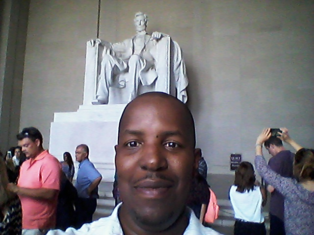 Lincoln Memorial - Washington, DC 2015
