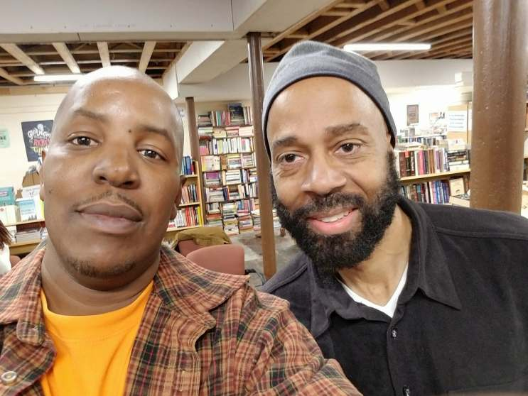 F. Kenneth Taylor w/Derrick Phillips (STL Activist & F ilmmaker) - Mar. 2018